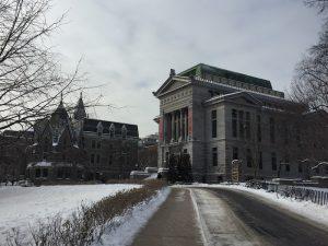 Le campus de l'université McGill