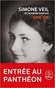 Un esprit de liberté avec l'autobiographie de Simone Veil
