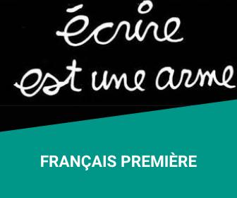 Cours de soutien scolaire en Français Première, Averroès e-learning
