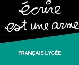 Soutien sur-mesure en français au lycée avec Averroes e-learning