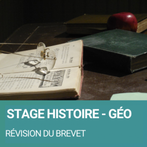 Révisez l'épreuve d'histoire géographie du brevet avec Averroès e-learning