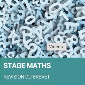 Révisez l'épreuve des maths du brevet avec Averroes e-learning
