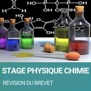 Révisez l'épreuve de physique chimie du brevet avec Averroès e-learning