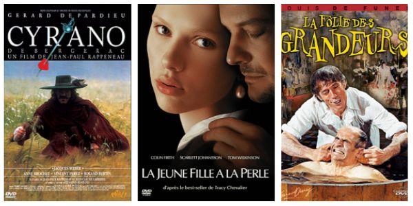 Films pour découvrir le 17e siècle