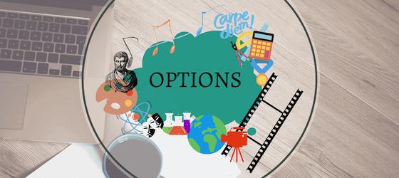 options baccalauréat : aménagements de la réforme initiale du bac
